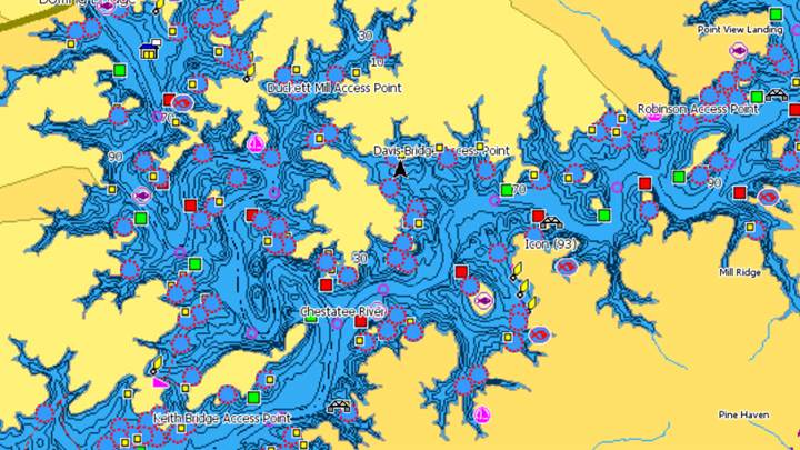 Navigational Aids - Lake Lanier.jpg