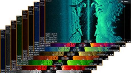Neue Farbpaletten durch NOS59 software update