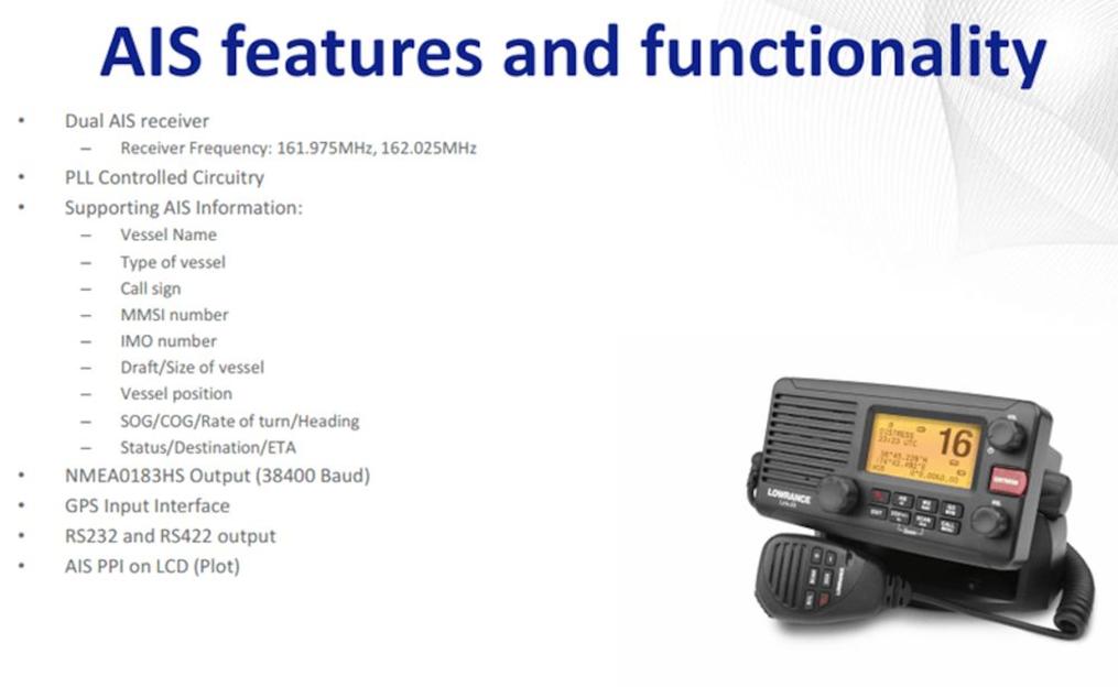 Link-8 VHF Radio