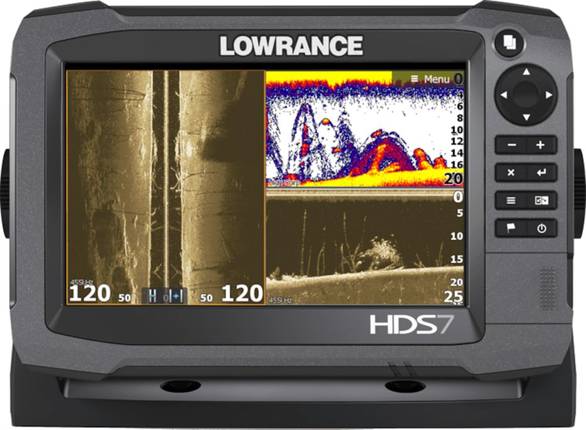 hds-7 gen3 with structurescan 3d bundle | chartplotter combo | lowrance usa