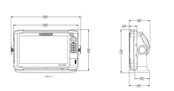 HDS9 Gen3 Fishfinder Chartplotter Lowrance – Lowrance Hds 7 Wiring Diagram