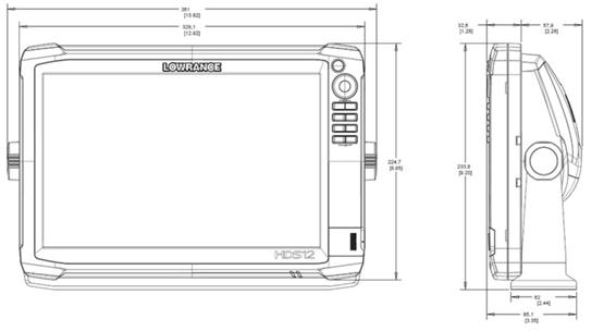 Lowrance HDS-12 Gen3   Fishfinder & Chartplotter   Lowrance ... on minn kota wiring diagrams, lowrance elite 7 wiring diagram, lowrance elite 5 wiring diagram, lowrance hds accessories, lowrance hds 7 side imaging, raymarine wiring diagrams,