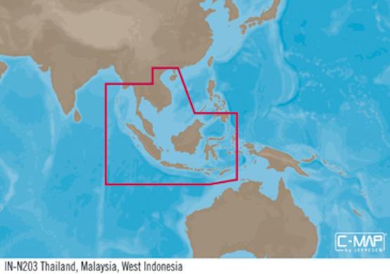 Indonesia Thailand Map.C Map Max N W Thai Mayla W Indonesia Lowrance New Zealand