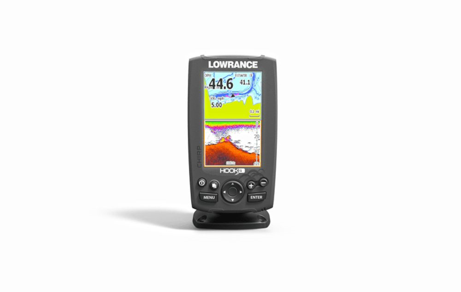 Hook 4 With Hdi Skimmer Transducer Fishfinder Chartplotter Lowrance Mark Wiring Diagram Zoom Image