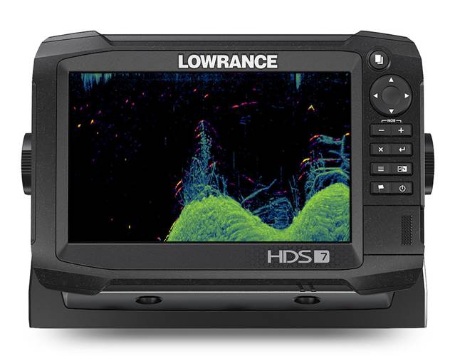 Lowrance HDS Carbon 7 | Fishfinder & Chartplotter | Lowrance | Lowrance USA