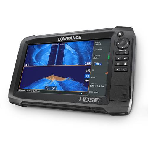 Lowrance HDS Carbon 9 | Fishfinder & Chartplotter | Lowrance | Lowrance USA