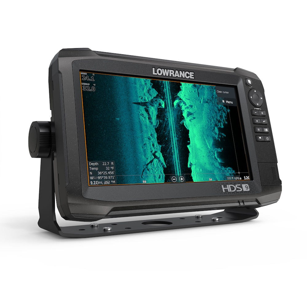 Lowrance HDS Carbon 9 | Fishfinder & Chartplotter | Lowrance ...