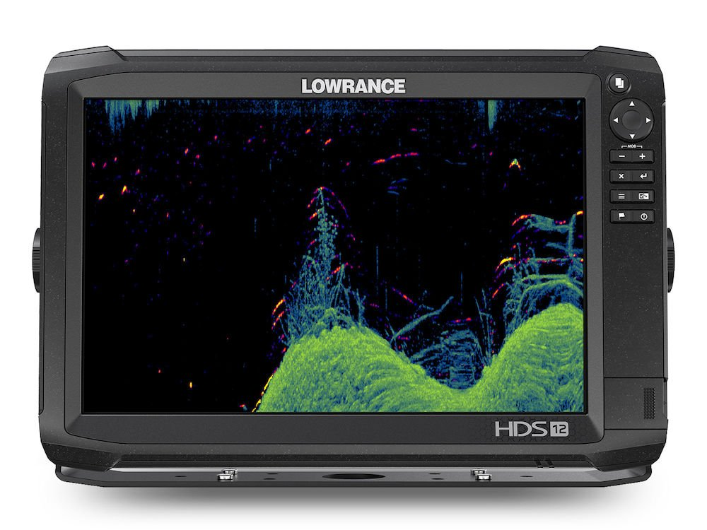 HDS-12 Carbon With StructureScan 3D | Fishfinder & Chartplotter | Lowrance  USA