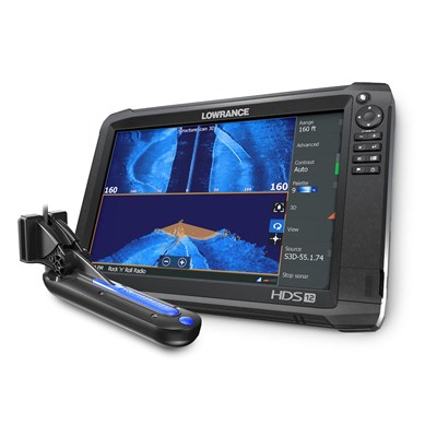 HDS Carbon 12 with TotalScan Transducer