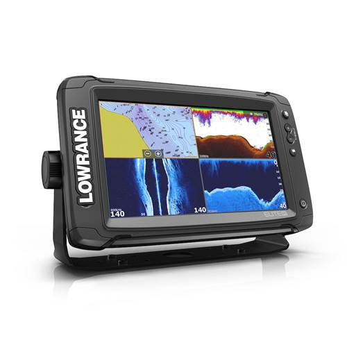 Elite 9 Ti (no Transducer) | Lowrance UK