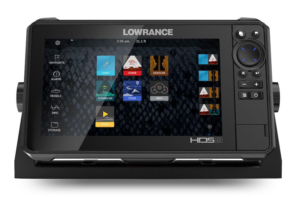 HDS-9 LIVE with No Transducer   Lowrance USA