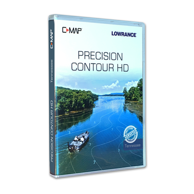 C-MAP Precision Contour HD - Tennessee