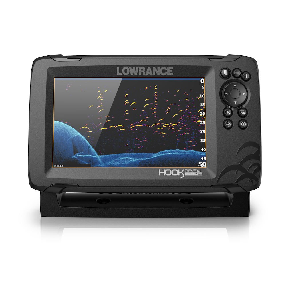 Hook Reveal 7 Splitshot With Chirp Downscan Us Inland Charts Lowrance Usa