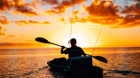 The Home Of Kayak Fishing