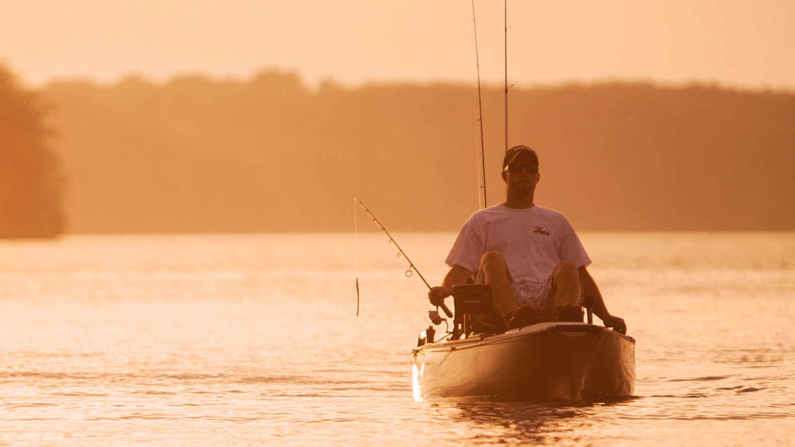 Kayak Fishing Locations and Conditions