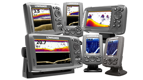 Lake Fishing - Fish Finders - Gear and Equipment | Lowrance