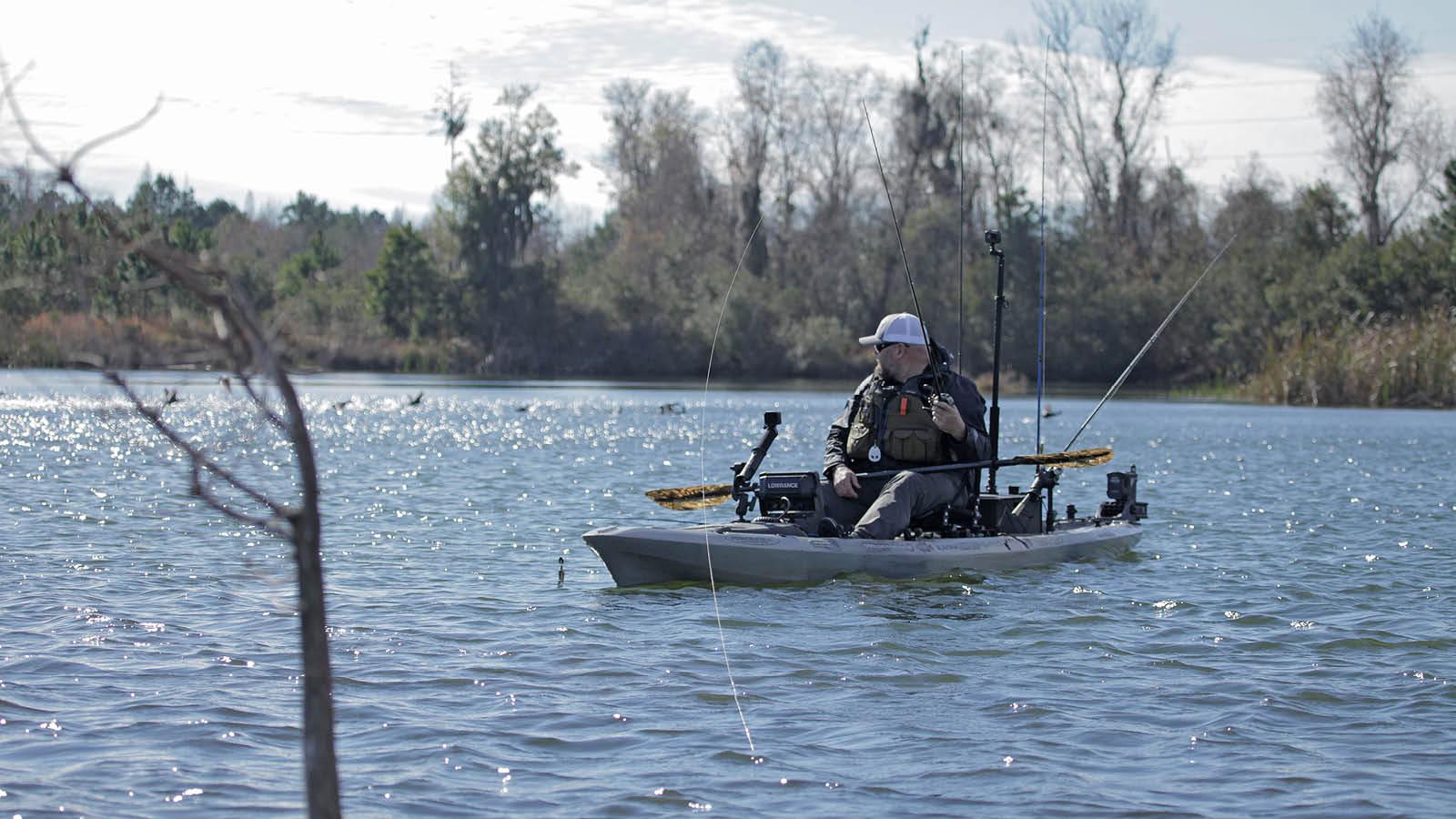 Kayak Fish Finder Gps Combos Lowrance