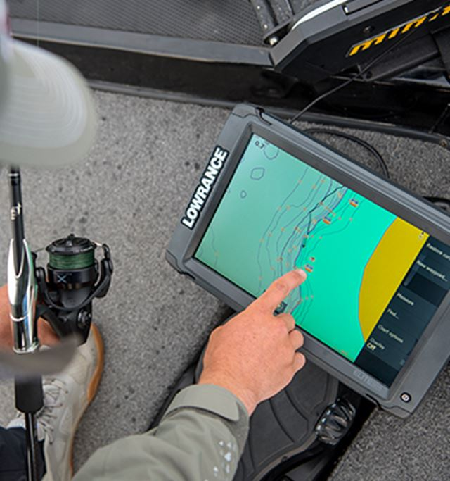 Elite-9 Ti² US Inland, Active Imaging 3-in-1   Lowrance USA