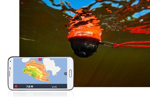Lowrance FishHunter 3D | Castable Fishfinder | Lowrance | Lowrance USA