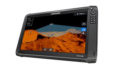 Hds carbon pro tournament level fish finders lowrance for 3d fish finder