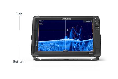 HDS Carbon 7 Totalscan | Fishfinder & Chartplotter | Lowrance UK