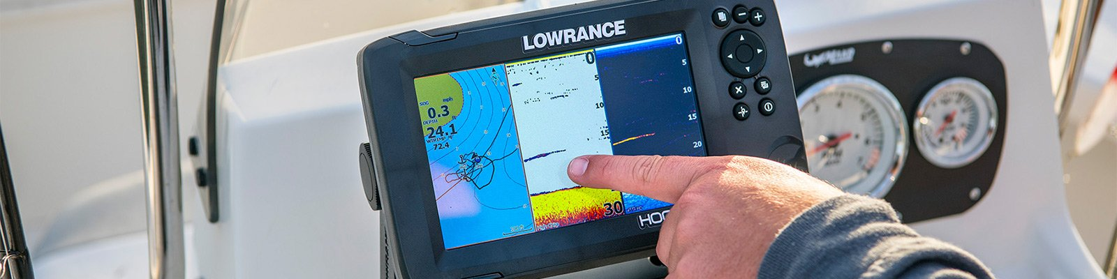 Lowrance HOOK Reveal Promo Image 6