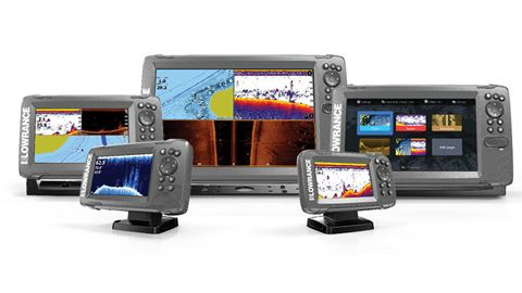 Fish Finders - Depth Finder and GPS Combo | Lowrance