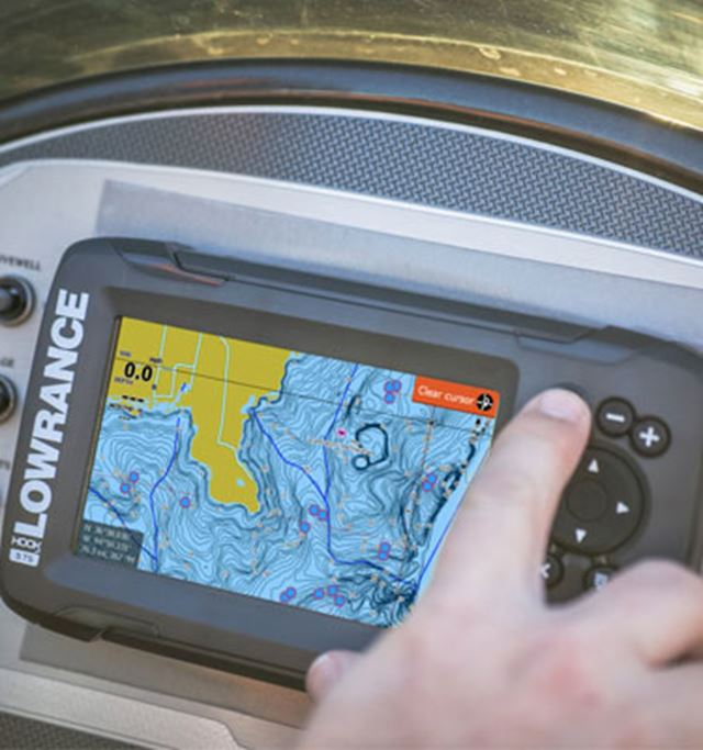 HOOK² 4x with Bullet Transducer and GPS Plotter | Lowrance USA