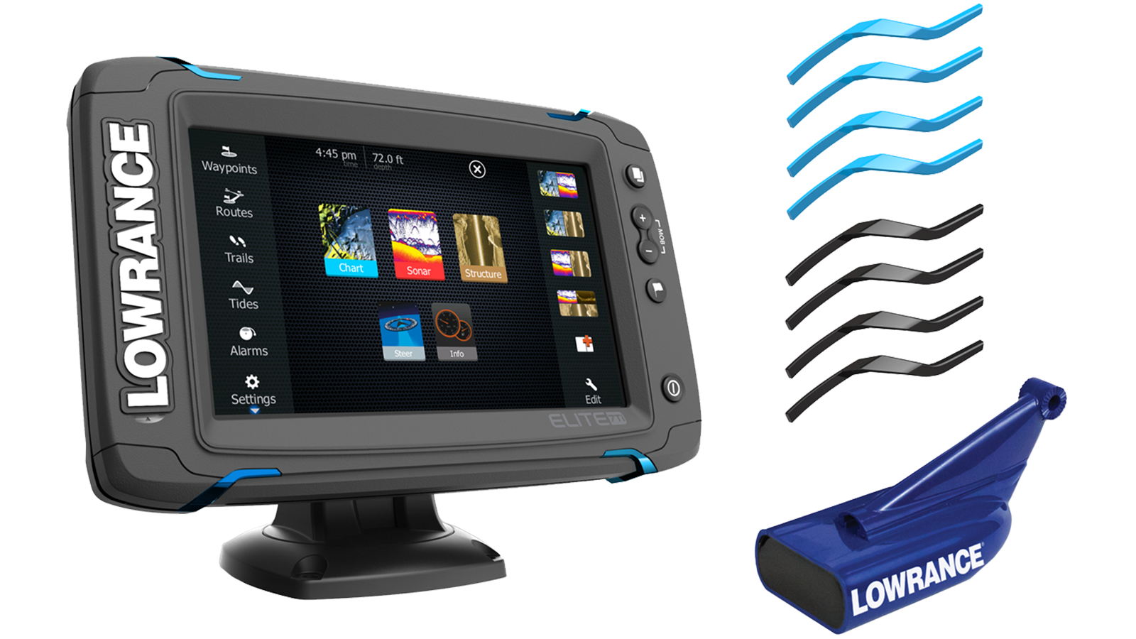 accessories lowrance usafrom mounting brackets to replacement cables, lowrance covers all marine electronic requirements in addition, free phone apps can be downloaded to keep