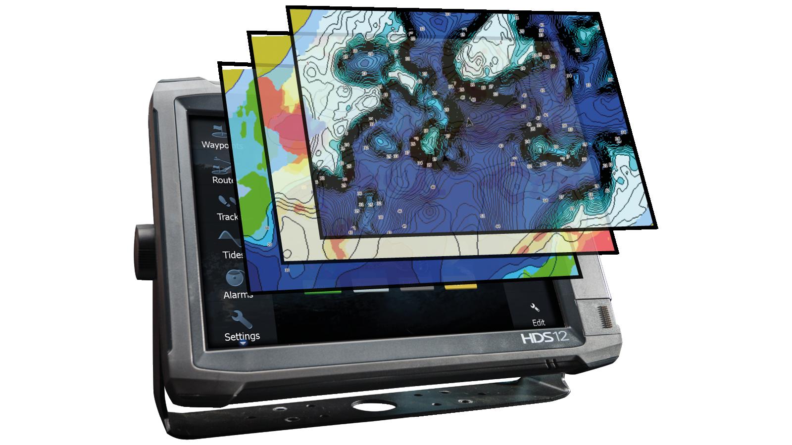 Digital Nautical Charts & Cartography | Mapping | Lowrance